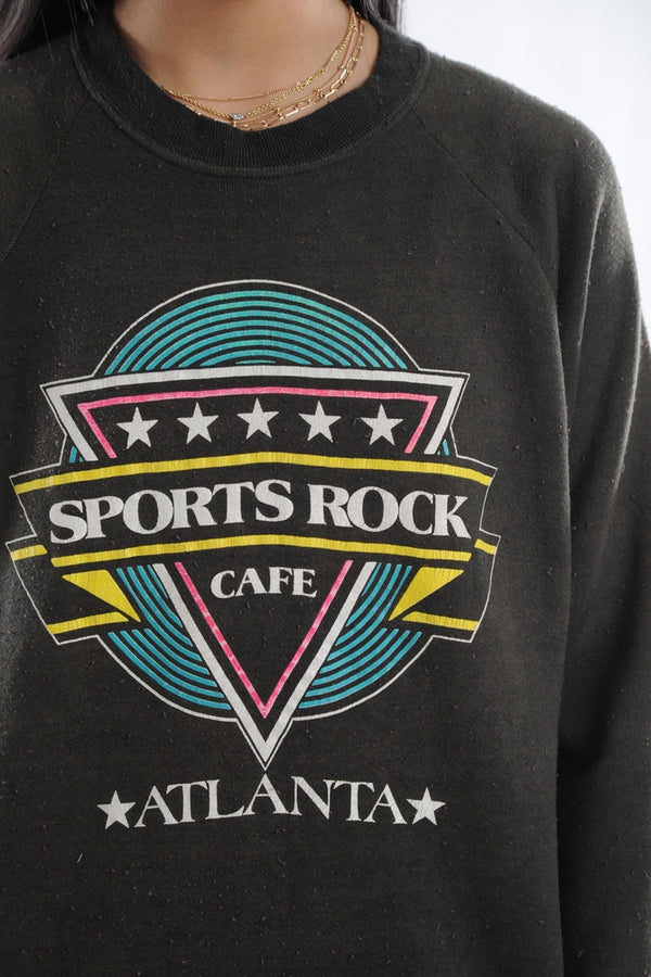 Sports Rock Cafe Sweatshirt