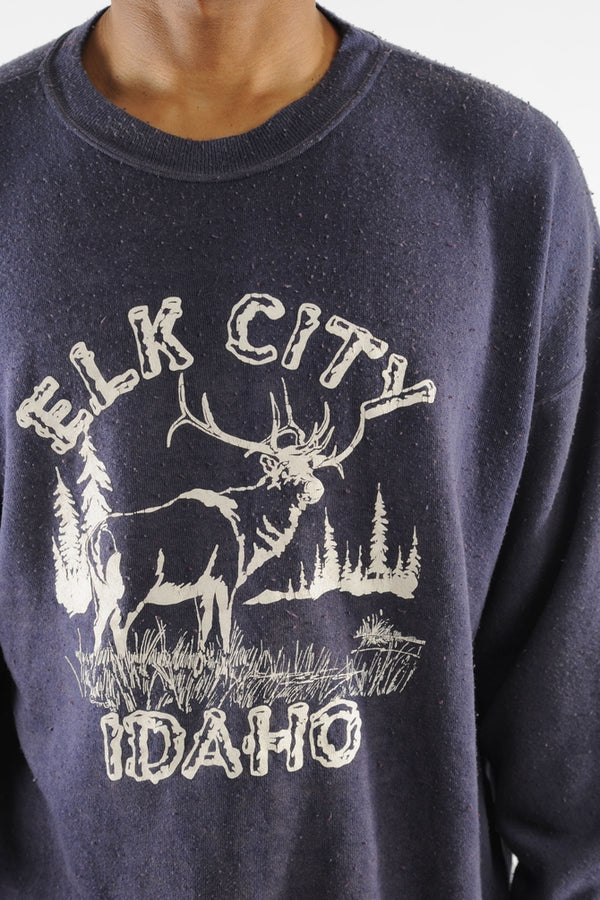 Elk City Idaho Sweatshirt