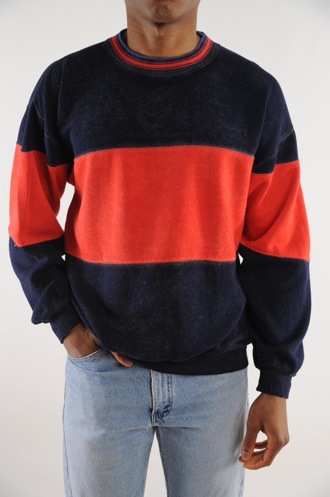 Colorblock Crazy Soft Sweatshirt