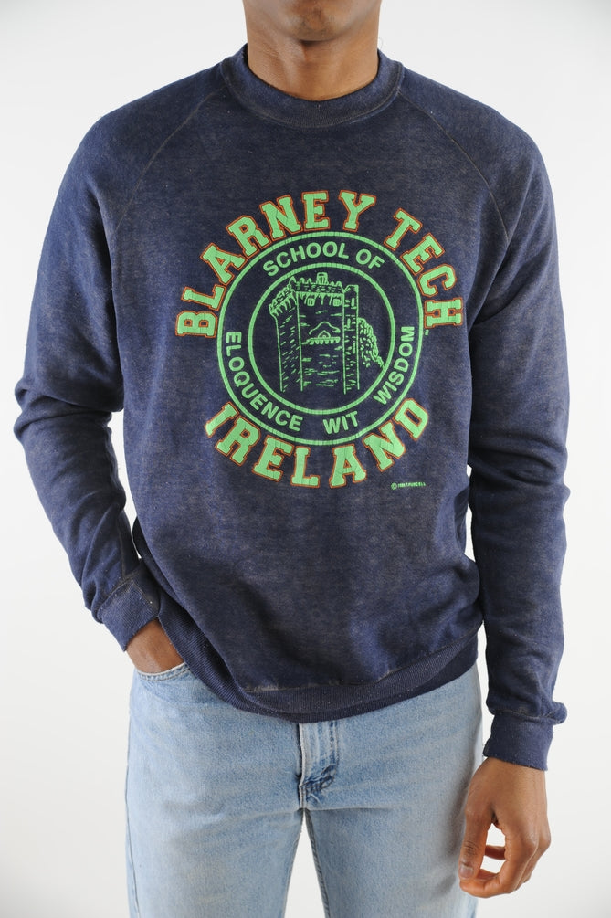 Blarney Tech Crazy Soft Sweatshirt