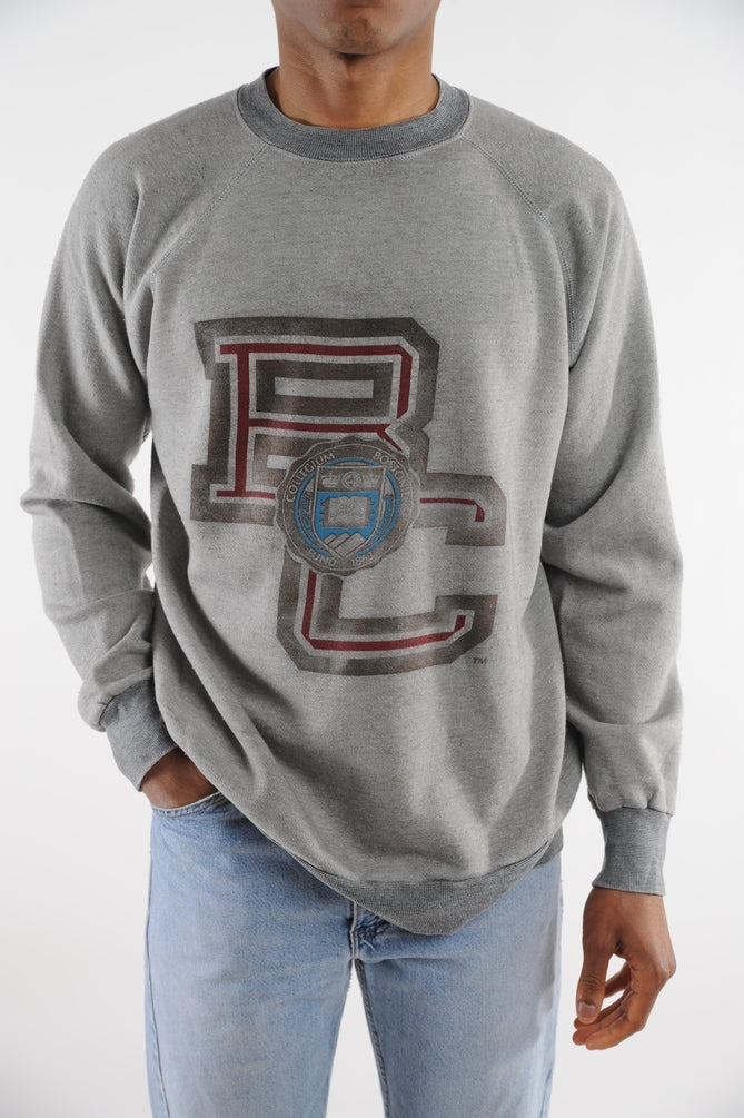 Boston College Crazy Soft Sweatshirt