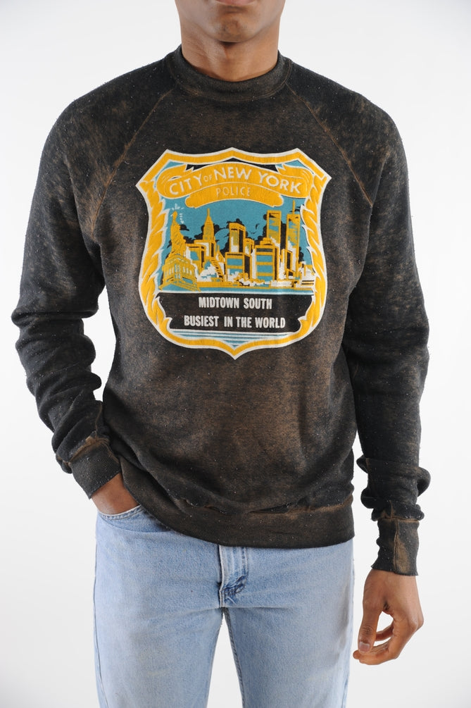 NYPD Crazy Soft Sweatshirt