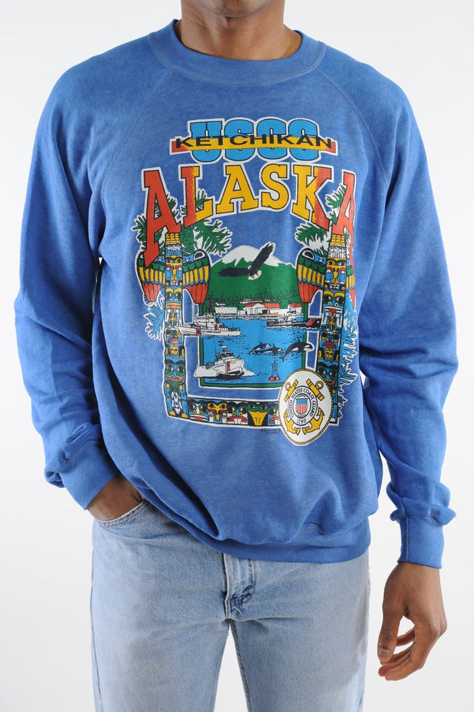 Alaska Crazy Soft Sweatshirt