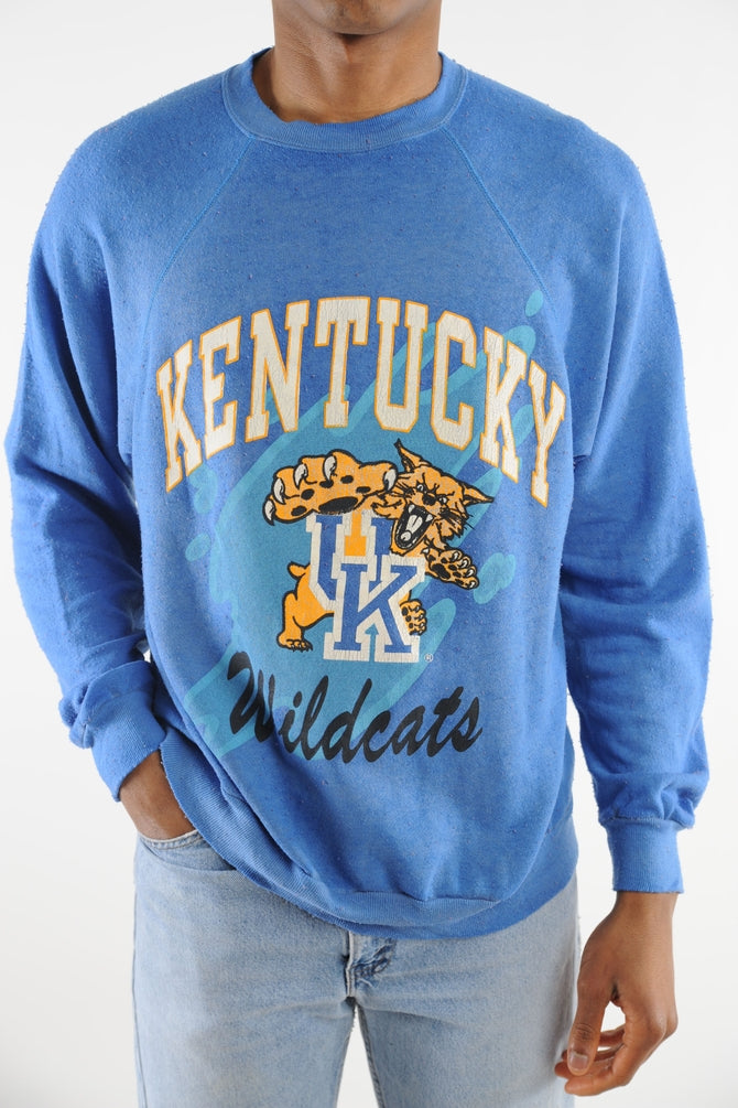 Kentucky Wildcats Crazy Soft Sweatshirt