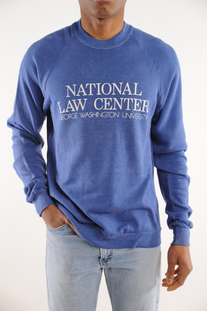 Law at GW Crazy Soft Sweatshirt