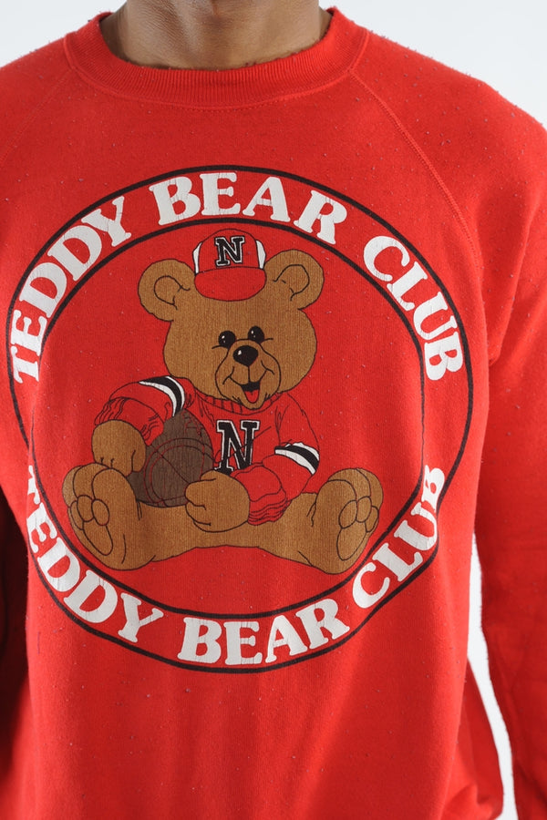 Teddy Bear Club Sweatshirt