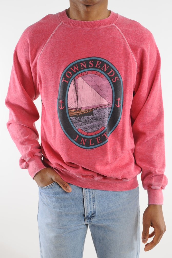 Townsends Overdye Sweatshirt
