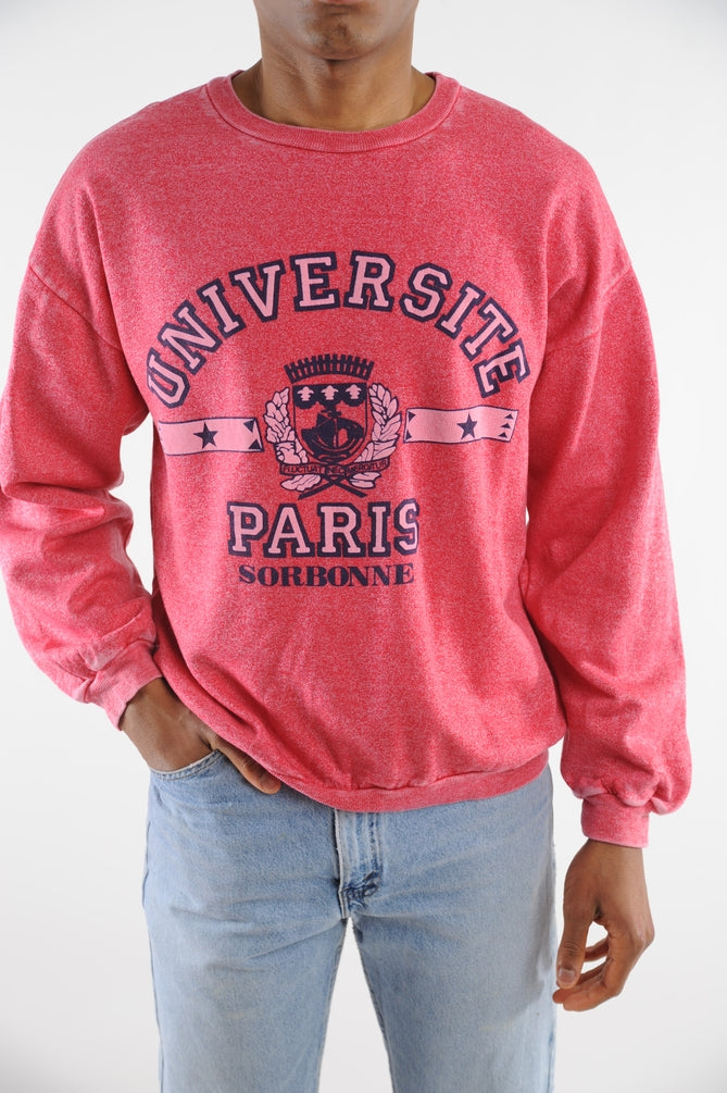 Universite Paris Overdye Sweatshirt