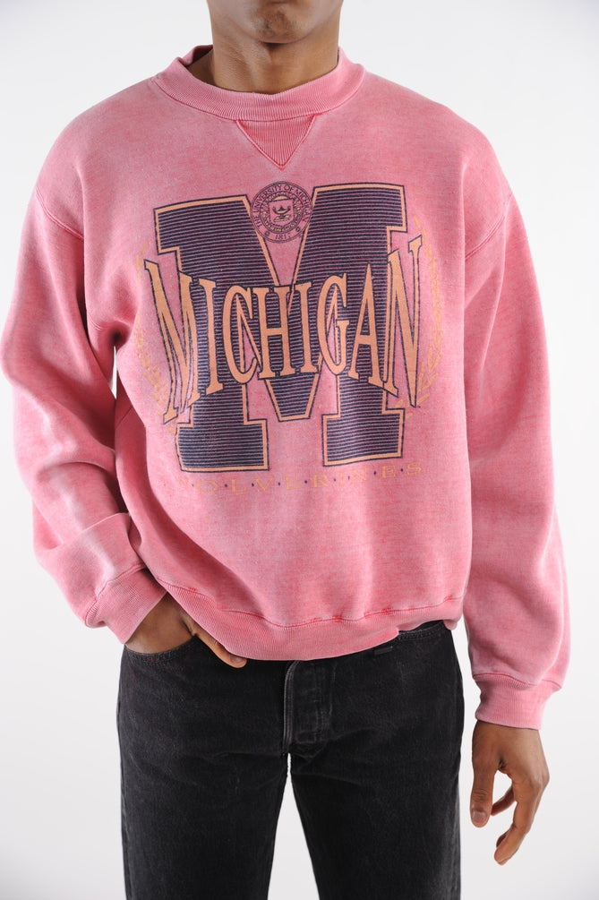 Michigan Overdye Sweatshirt