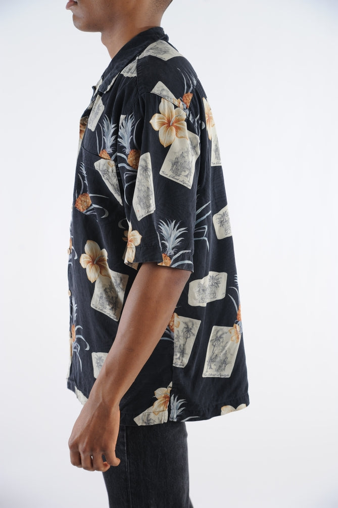 Pineapple Island Lifestyle Hawaiian Shirt