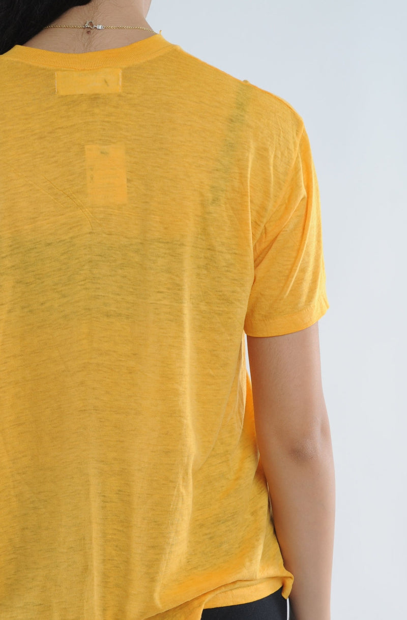 Yellow Loadmasters Tee