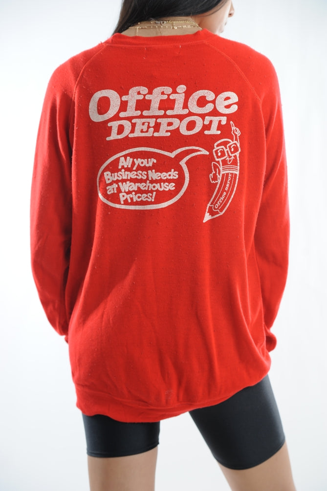 Office Depot Sweatshirt