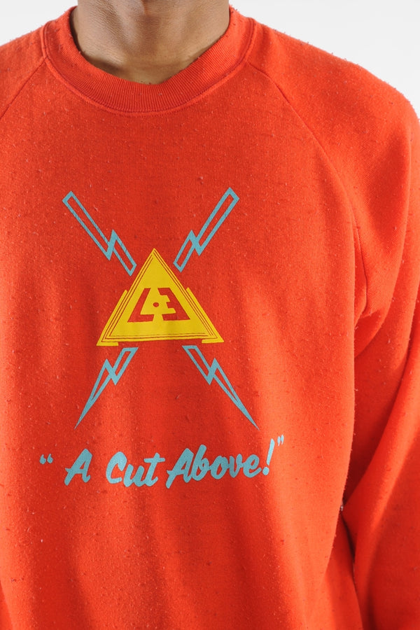 A Cut Above Sweatshirt
