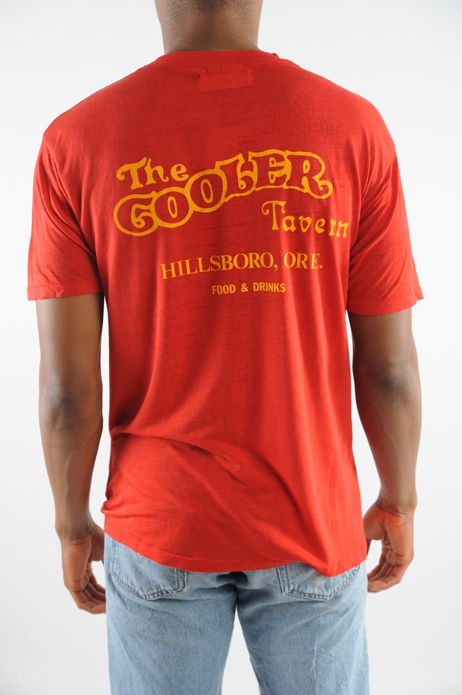 The Cooler Tavern Oregon Tee