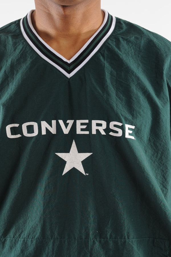 Converse V-Neck Windbreaker