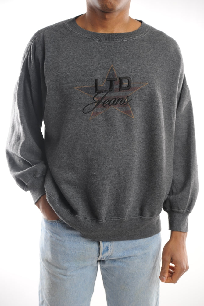 Ltd Jeans Sweatshirt