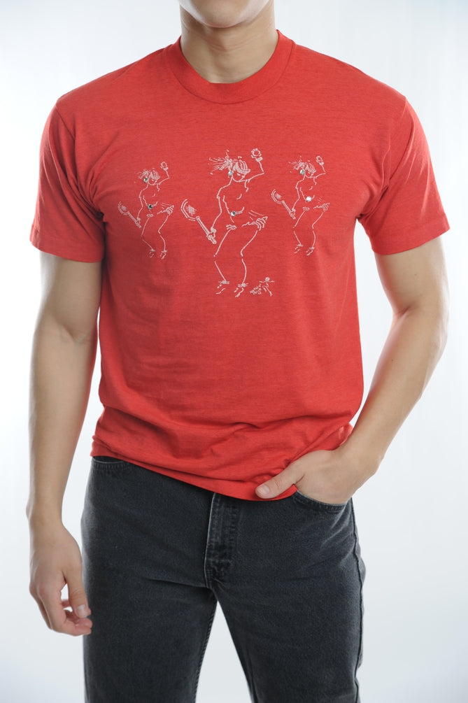 Red Dancers Tee