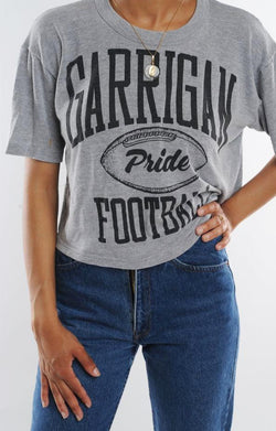 Garrigan Football Tee