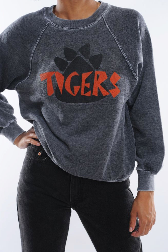 Gray Tigers Sweatshirt