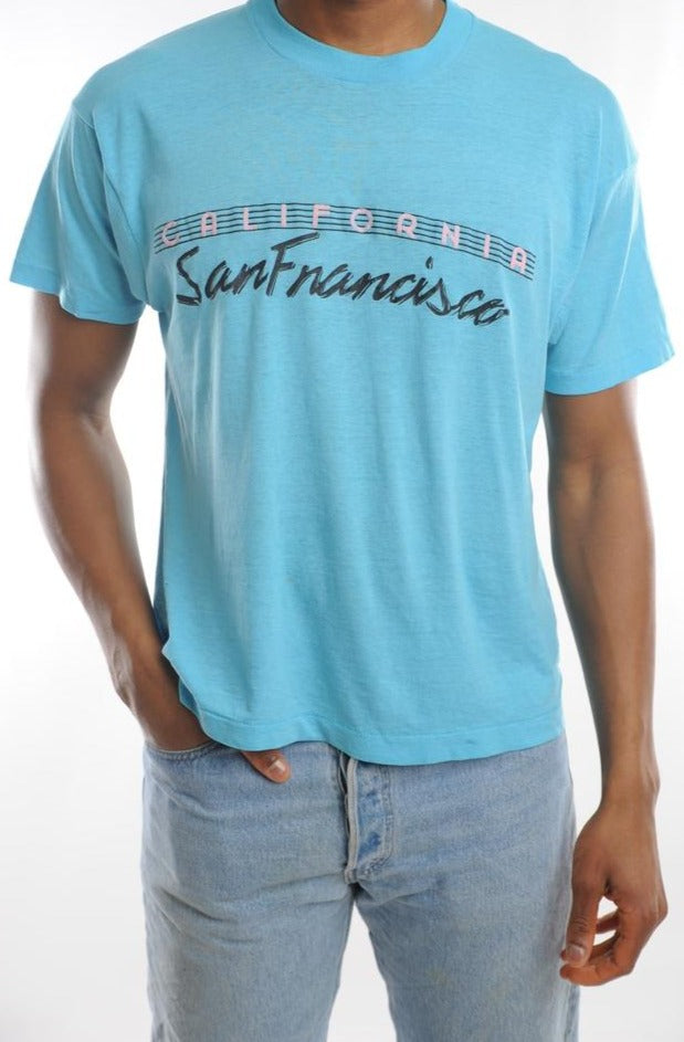 San Francisco California Tee