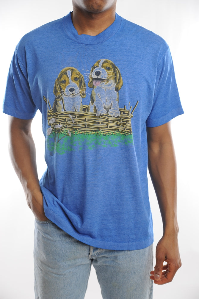 Beagle Puppies Tee