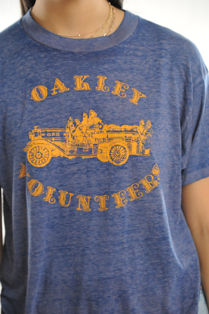 Oakley Volunteers Tee