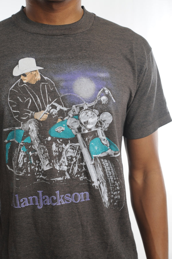 Alan Jackson A Lot About Lovin Tee