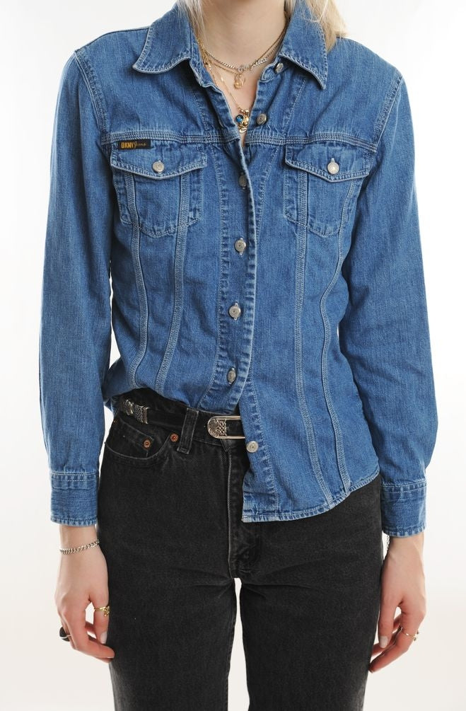 DKNY Denim Shirt