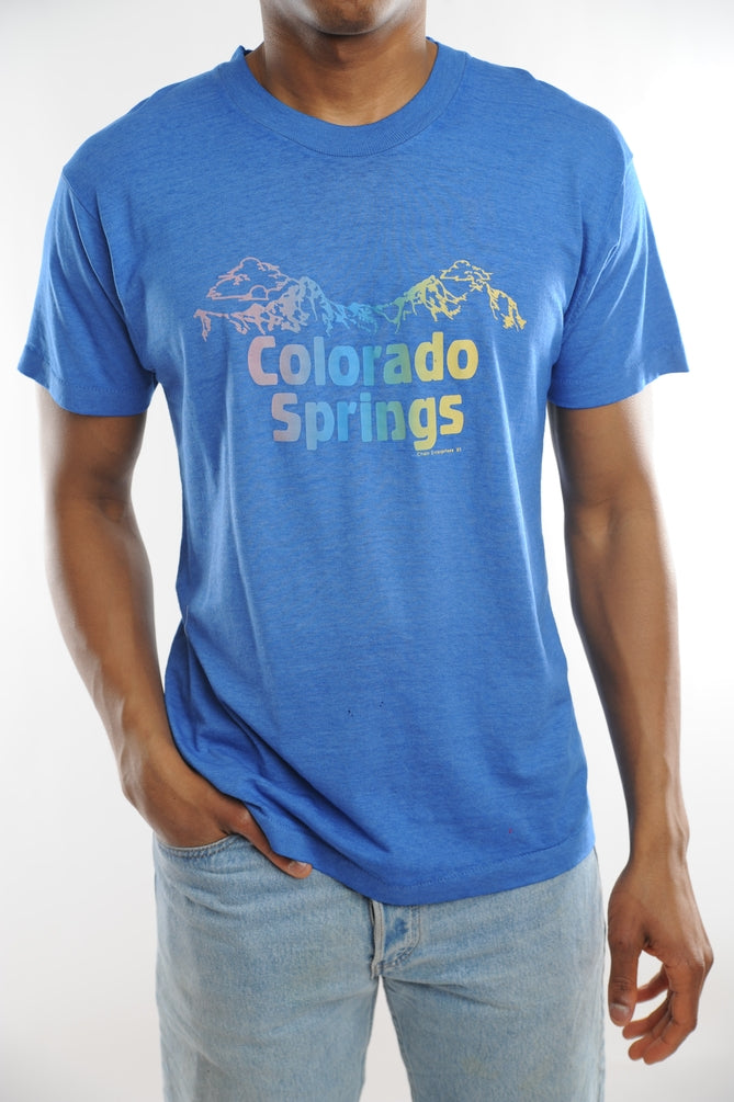 Colorado Springs Tee
