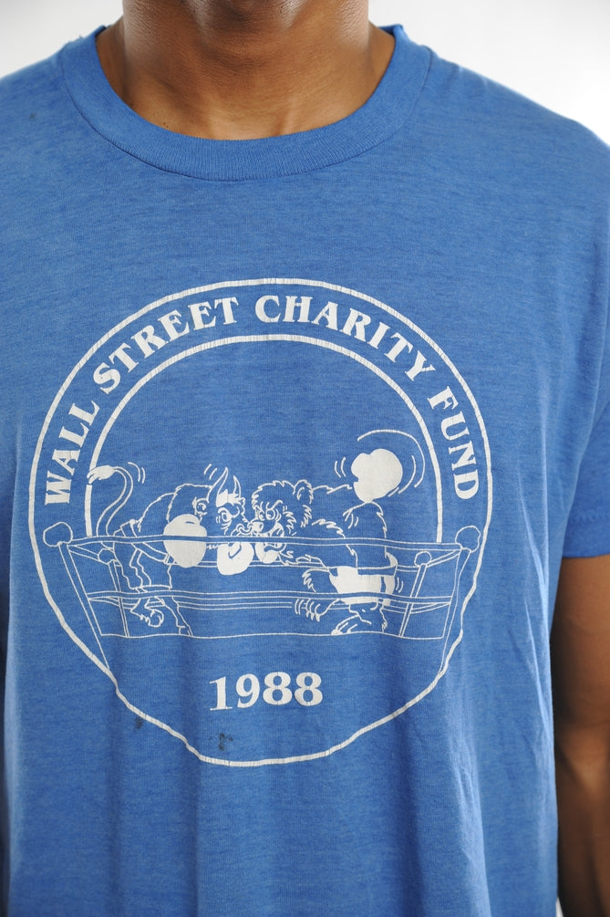 Blue 1988 Wall Street Charity Fund