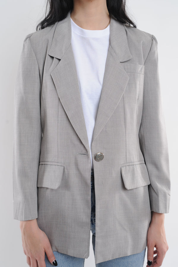 Light Gray Blazer