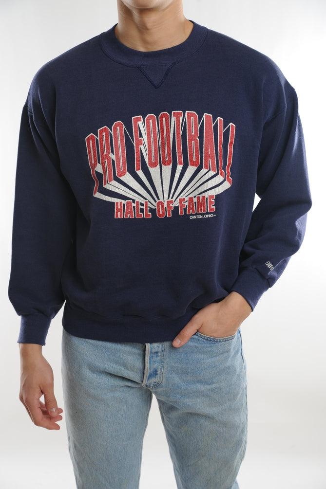 Navy Pro Football Hall of Fame Sweatshirt