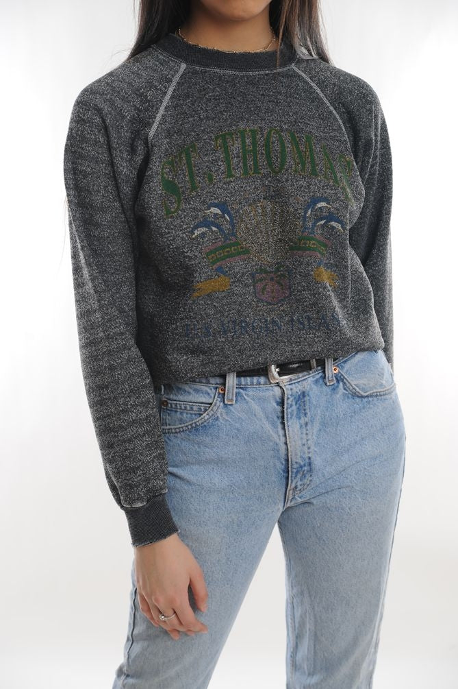 Gray St. Thomas Sweatshirt