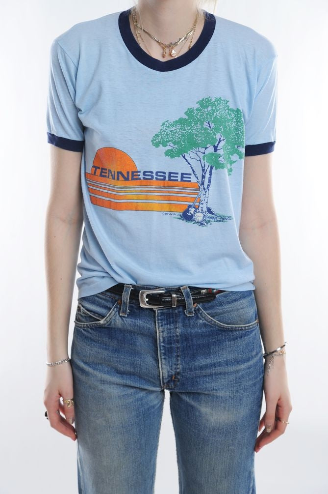 Tennessee Ringer Tee