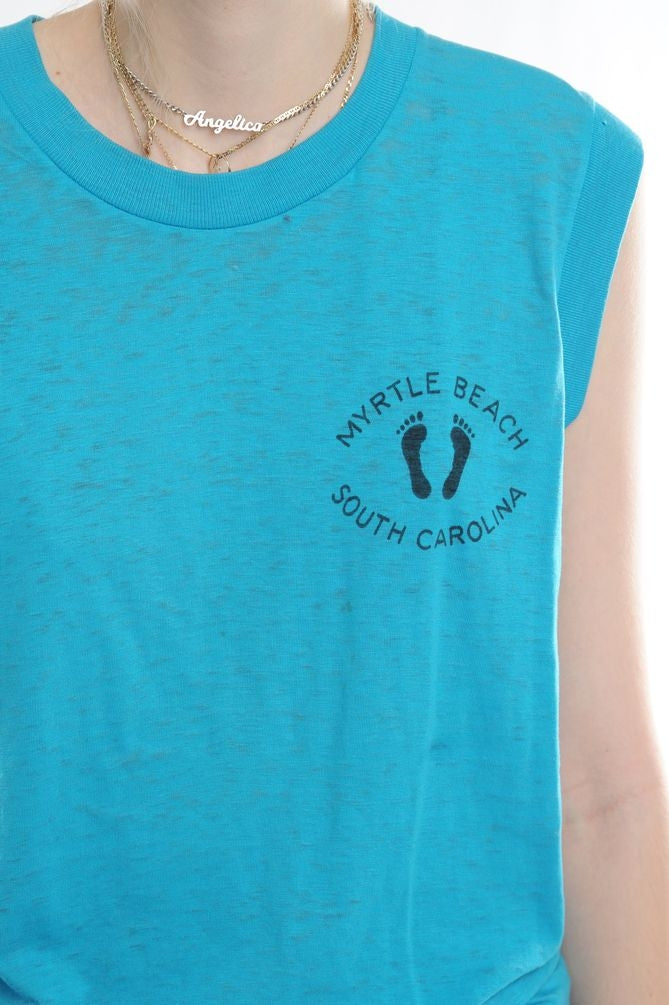 Threadbare Myrtle Beach Muscle Tee