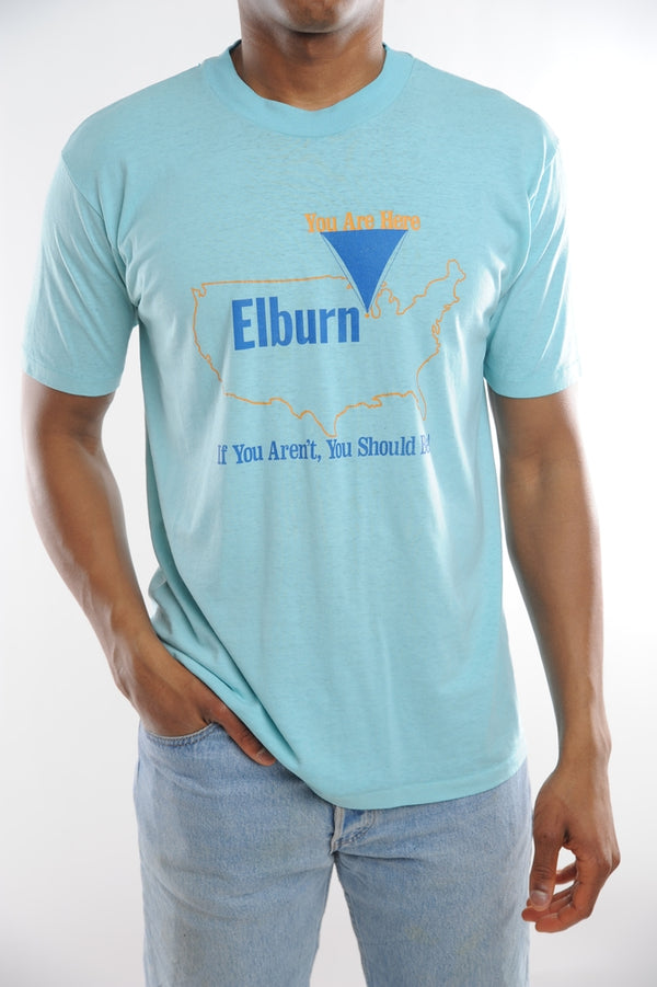 Should Be In Elburn Tee