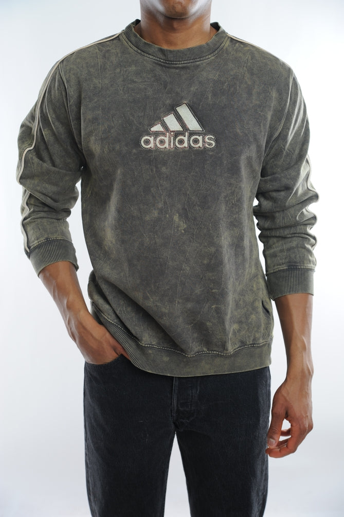 Adidas Acid Wash Sweatshirt
