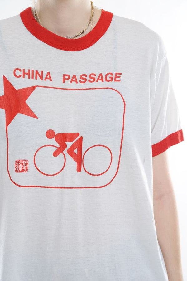 China Passage Ringer Tee