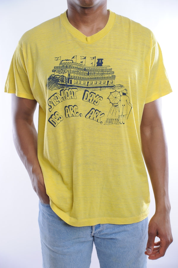 Steamboat Days Tee
