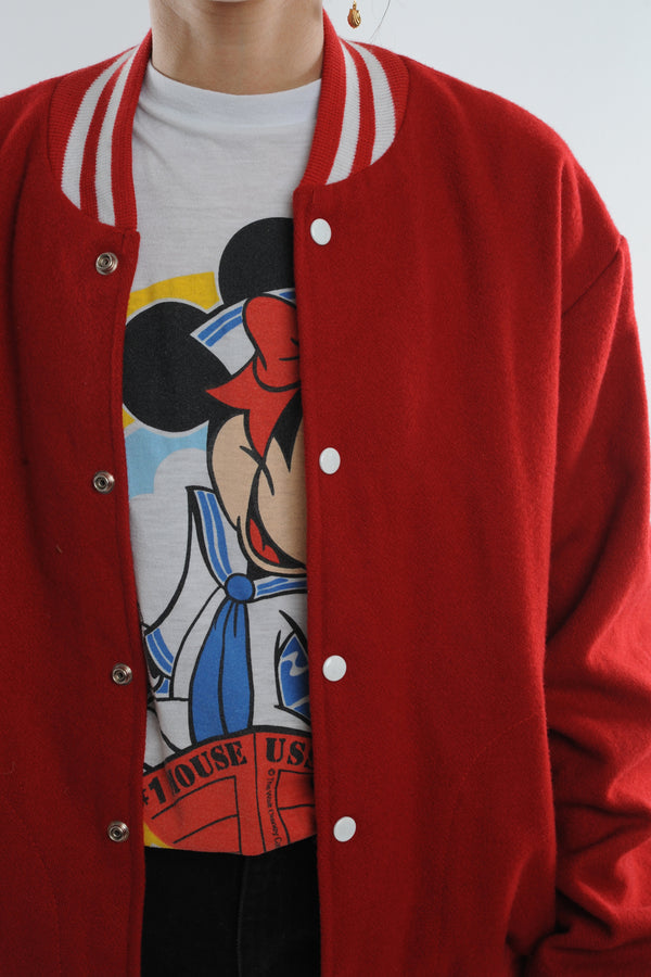 Camp Wah-Nee Letterman Jacket