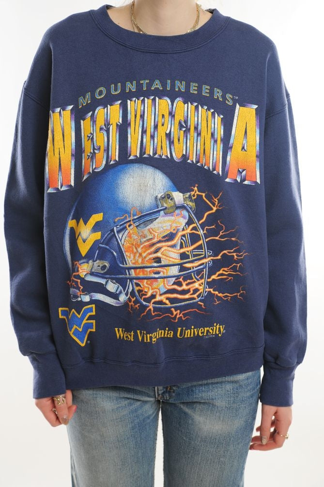 West Virginia University Mountaineers Sweatshirt