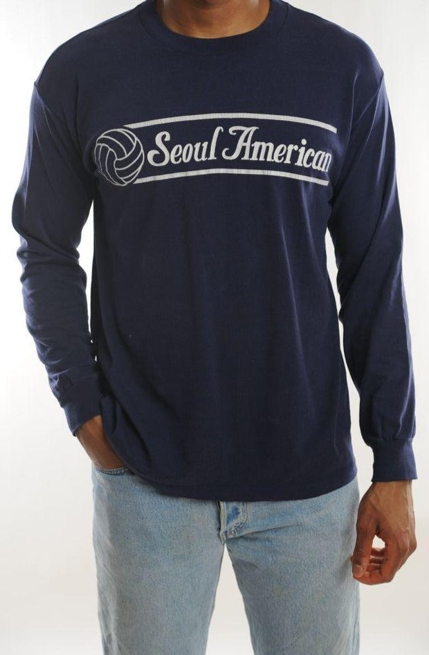 Seoul American Volleyball Tee