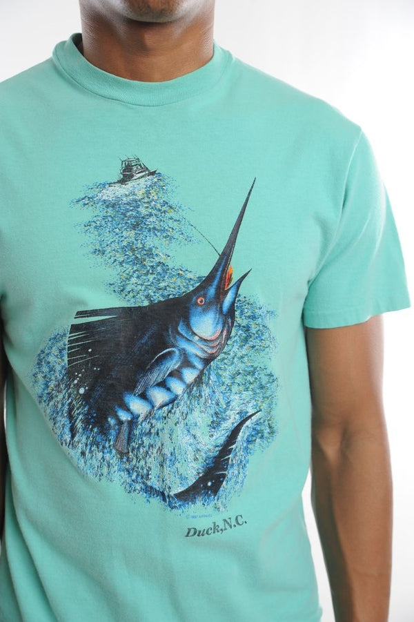 Duck Fishing Tee