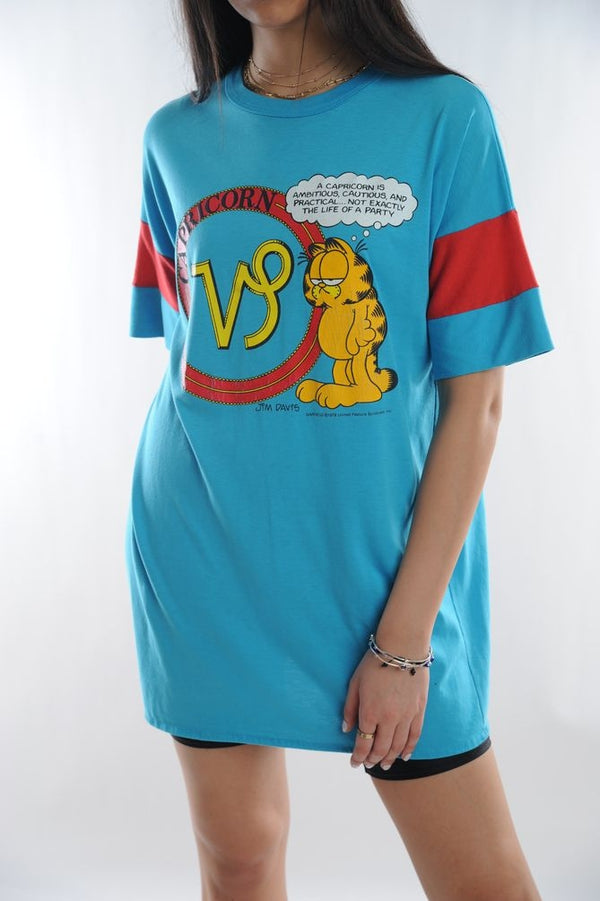 Garfield Capricorn Tee