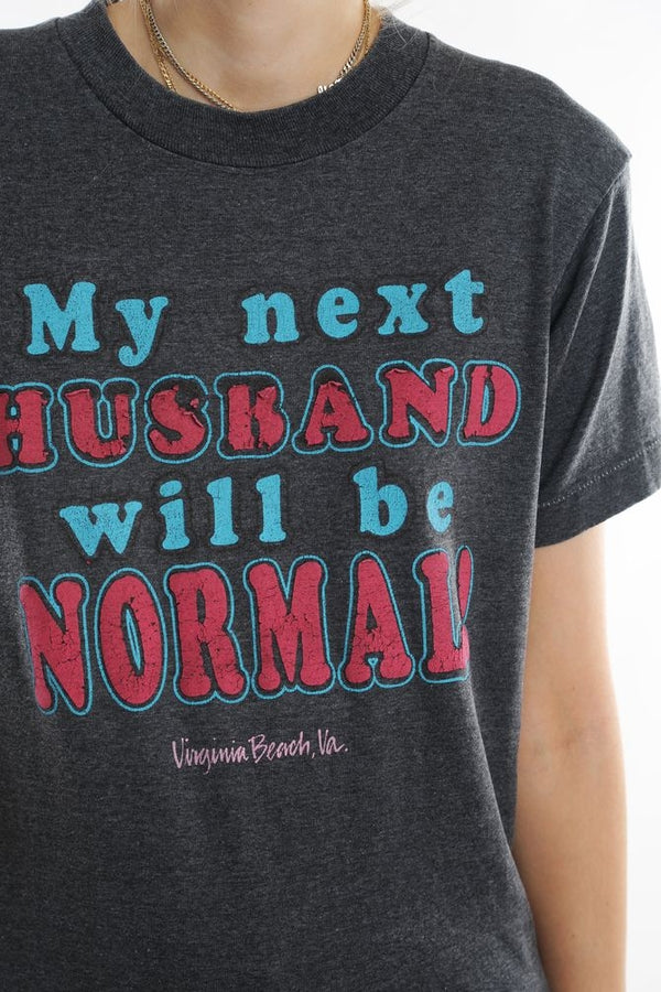 Next Normal Husband Tee