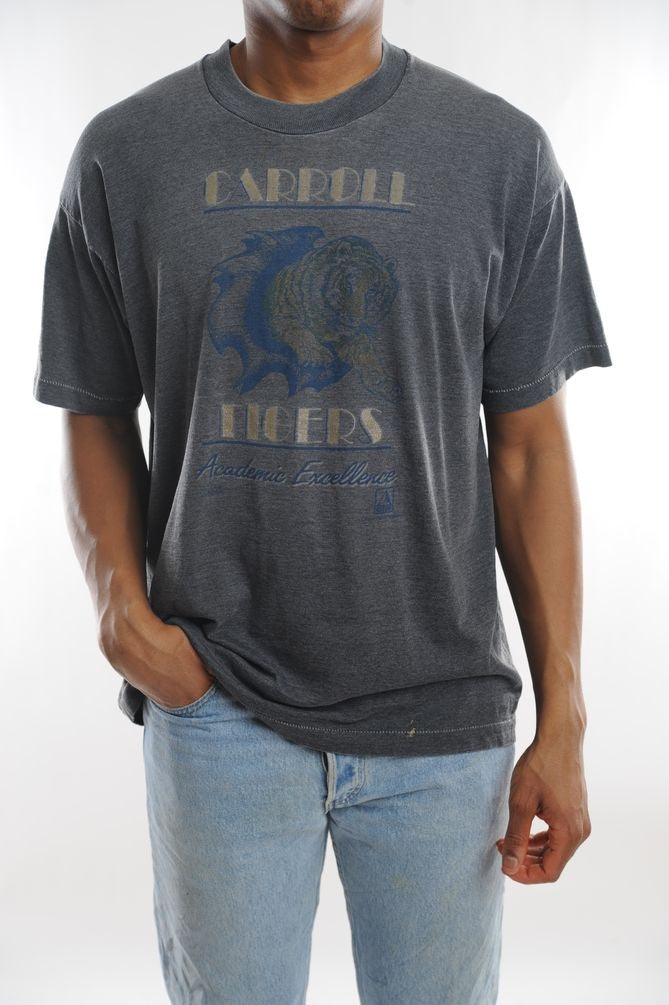 Carroll Tigers Tee