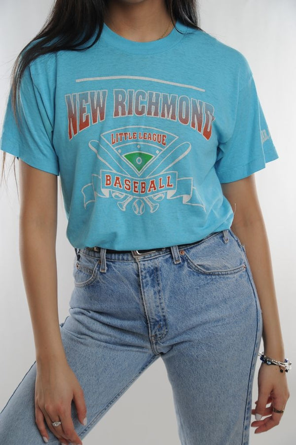 New Richmond Baseball Tee