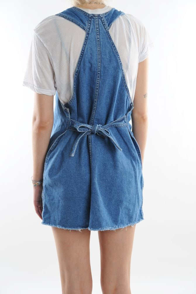 Levi's Denim Mini Dress