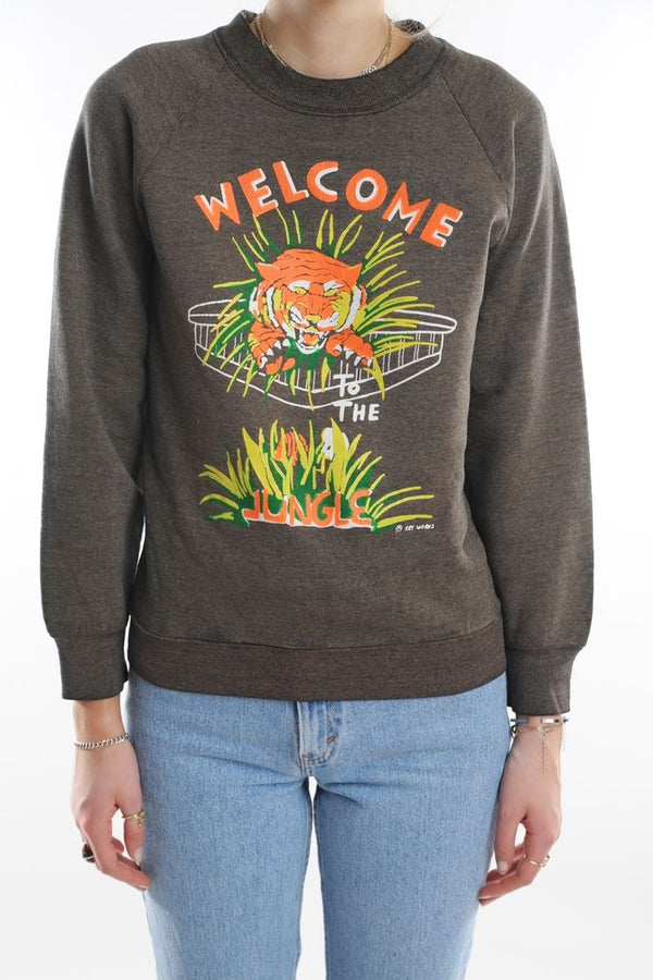 Welcome To The Jungle Sweatshirt