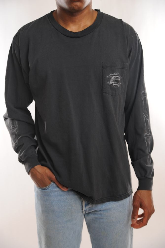 Harley Davidson Louisiana Long Sleeve